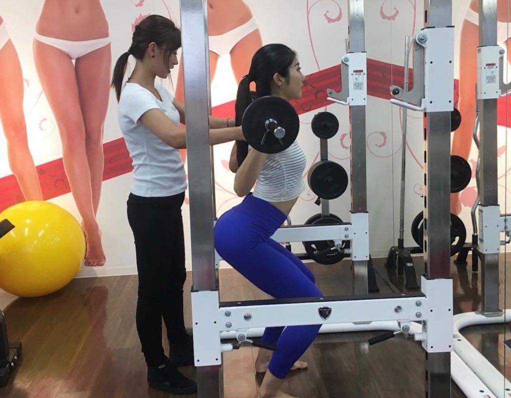 リボーンマイセルフのオーダーメイドトレーニング