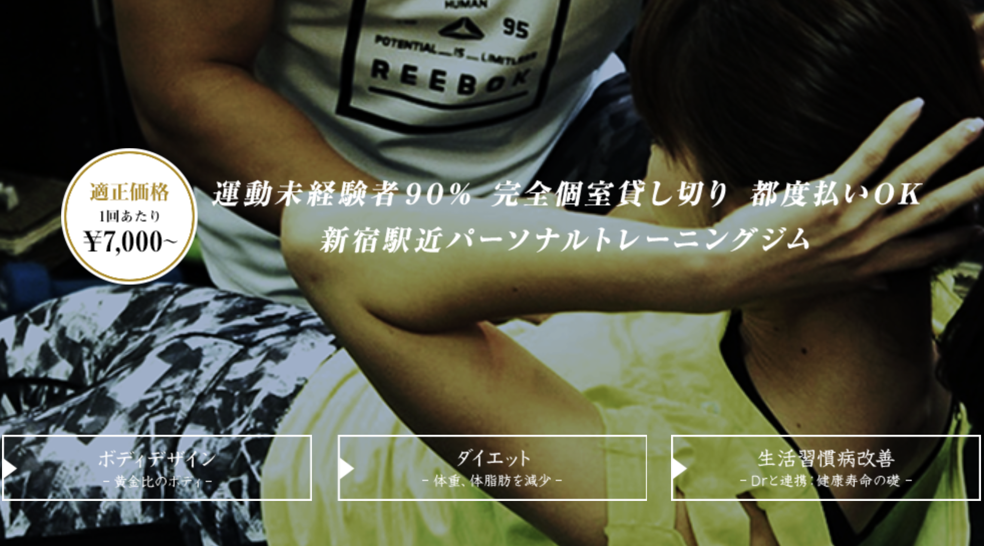 YOSHIDAGYMのアイキャッチ
