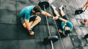 ドクタートレーニング 料金 安い トレーナーのモチベーションアップ